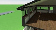 CG acoperis 9.9 - rendering 2