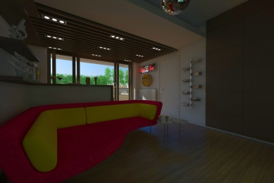 amenajare lounge - interior