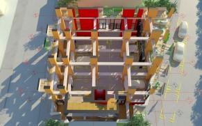 structura etaj 1