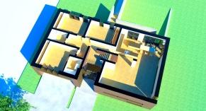 casa V.2015 - V3 - t2 - render 1