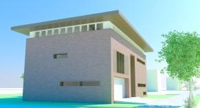 casa V.2015 - varianta 3 - render 1