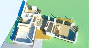 casa V. 2015 - varianta 7 - 14.3 - taiata - render 1