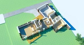 casa V. 2015 - varianta 7 - 14.3 - taiata - render 2