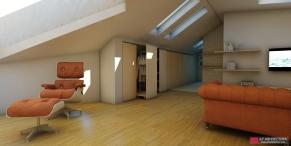 apartament 1 - render 3