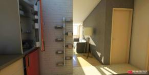 apartament 2 - render 8