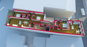 CP5 - concept 2 ETAJ 4 - render 3