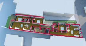 CP5 - concept 2 ETAJ - render 3