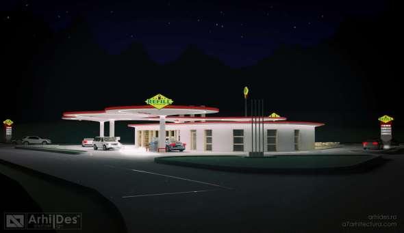 benzinarie concept 1 de noapte - 4
