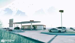 benzinarie moiesei concept 2 - 19.5 - render 5