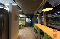 cafeteria design for office
