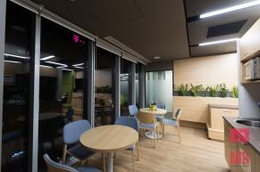 bucatarie etaj birouri