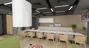 cafeteria - 1