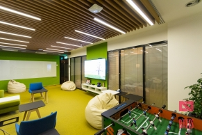 microsoft game room