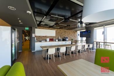 microsoft cafeteria