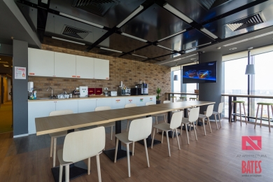 microsoft office cafeteria