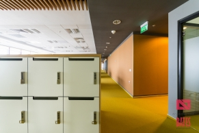 open space lockers
