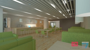 thales cafeteria design
