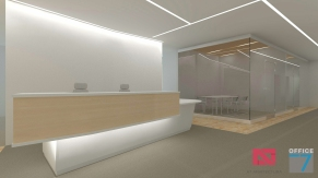thales reception concept design