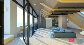 design apartament mansarda
