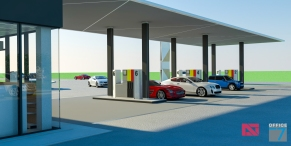 design statie carburanti ro