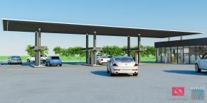 design benzinarie oscar ro