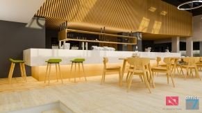 restaurant design in sinaia