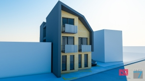 proiect locuinta cu etaj si mansarda