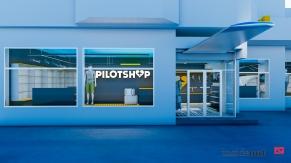 pilotshop design bucuresti baneasa